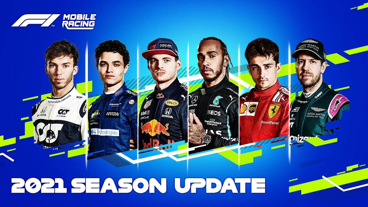 F1® Mobile Racing   2021 Season Update OUT NOW! - F1® Games From Codemasters