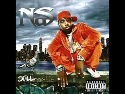 Nas- One Mic (w/ Lyrics)