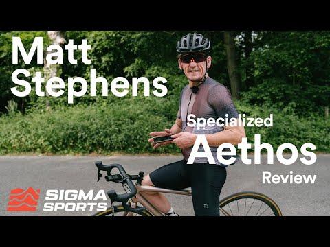 Matt Stephens' Specialized