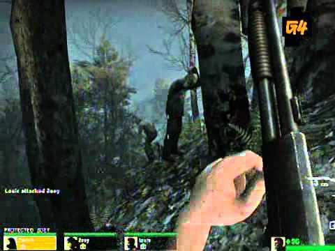 G4TV Hands On: Left 4 Dead E3 2008