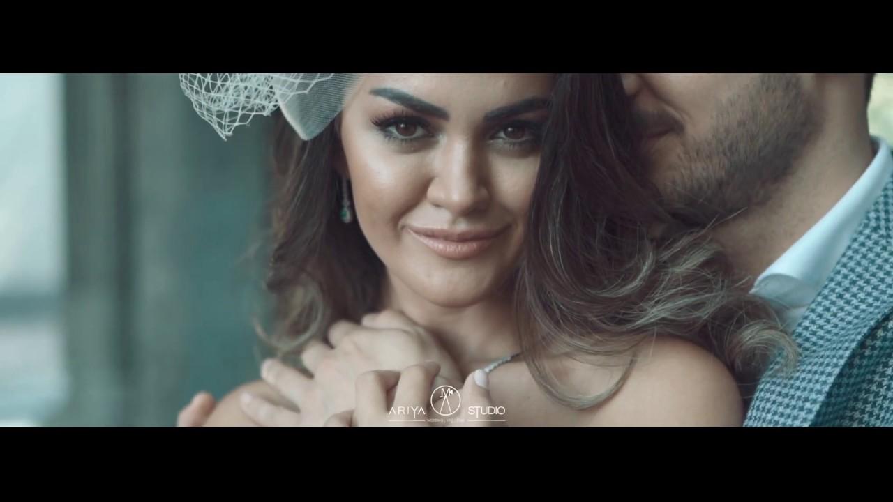 کلیپ عروس و داماد جذاب و دوست داشتنی 🥰 - YouTube