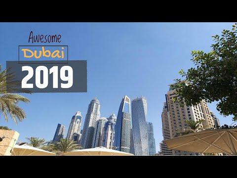 Jumeirah Palm | Atlantis Hotel | Burj Khalifa | dubai 2019