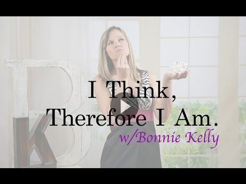 I think Therefore I Am FINAL