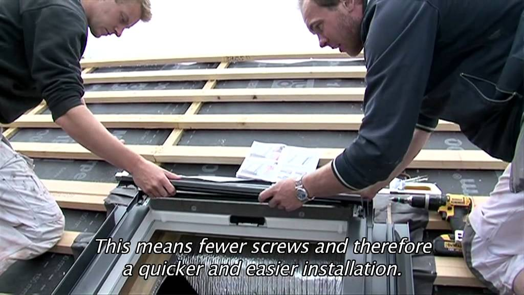 easier installation with the new velux roof windows youtube rh youtube com Socket Wiring Diagram Socket Wiring Diagram