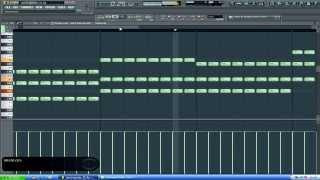 David Guetta ft. Kelly Rowland - When Love Takes Over  - (FL Studio)