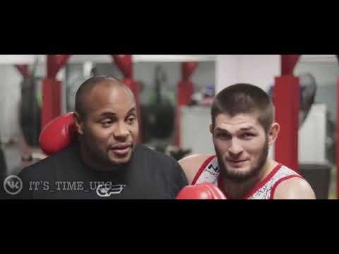 Братская любовь - Хабиб и Кормье [Паблик IT'S TIME UFC] ММА