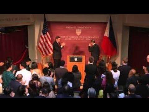 A Public Address by President Benigno Aquino