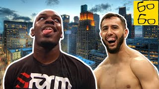 Бой Джон Джонс Доминик Рейес Макгрегор на минималках обречен Прогноз на UFC 247 с Янисом