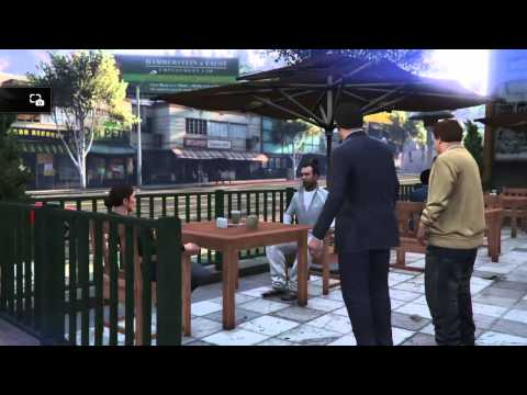 d-sync89's GTA5 First Playthrough Live PS4 Broadcast Taiwan