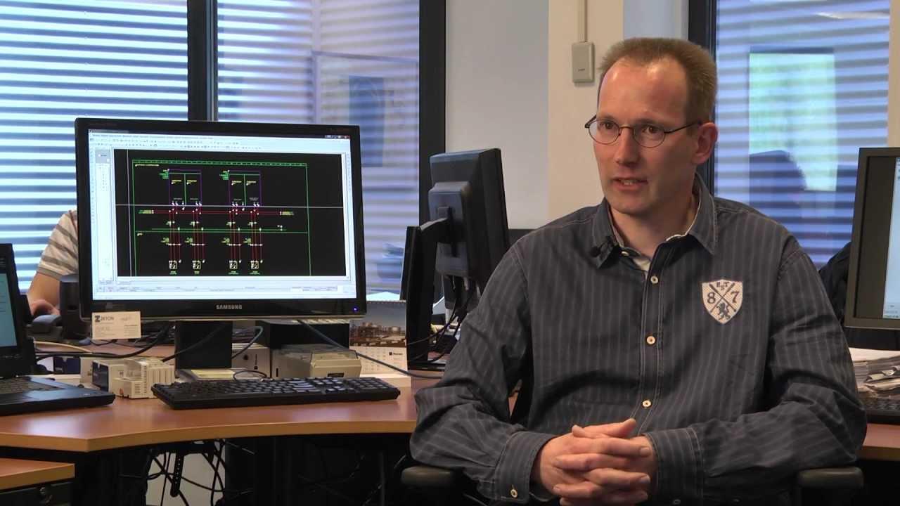 Zeton, Peter Kolkman - control systems engineer - YouTube