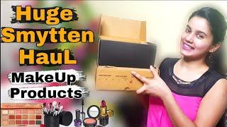 *HUGE* Smytten Makeup Haul | Latest Smytten Haul | Smytten Free Sample Review | Stylish Spy