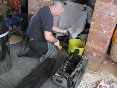 Power Sweeping Techniques For Professional Chimney Sweeps