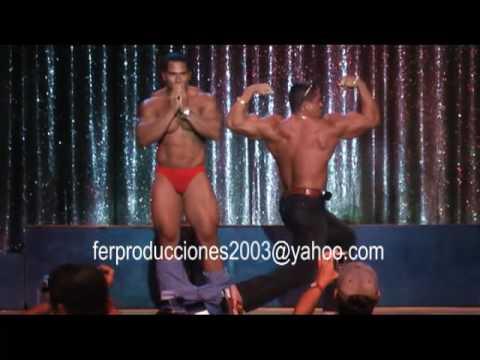 """Chuffat, Gonzalo y Castro con Armandito de Alamar - """"Retador de Campeones"""" - Cuba 2007"""