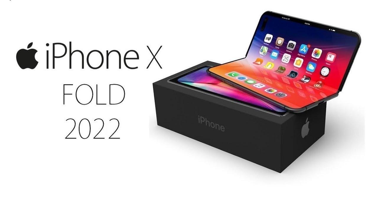 Iphone X Fold 2020