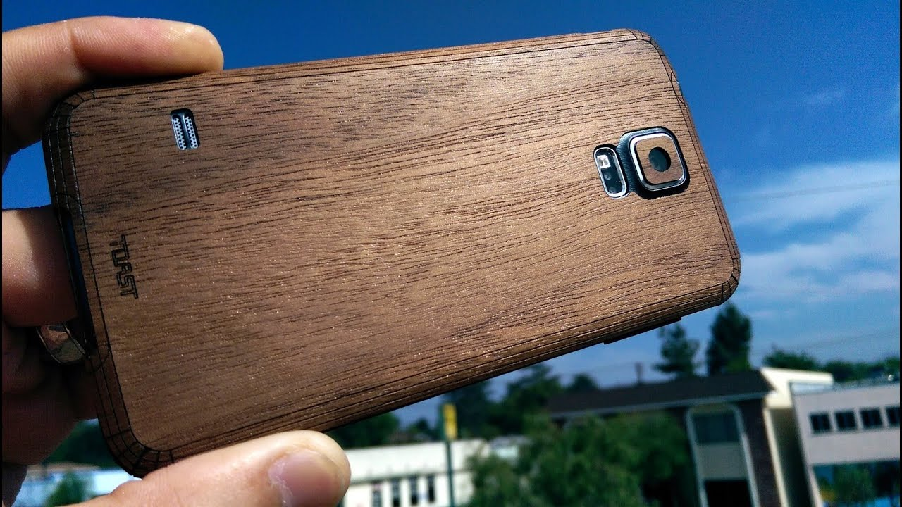 7a26127c920 Review  Toast Real Wood Cover for the Samsung Galaxy S5 (Made in the USA)