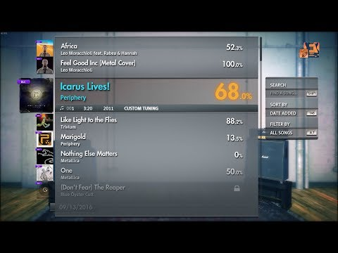 How to install Custom Songs for Rocksmith 2014
