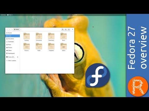 Fedora 27 overview | Choose Freedom. Choose Fedora.