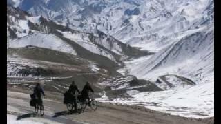 Велопоход Ольги Маслобоевой по Тибету в 2004 году(Велопоход по Тибету Всё видео о велотуризме на сайте велоклуба Атлант - www.veloatlant.ru., 2009-04-21T21:41:21.000Z)