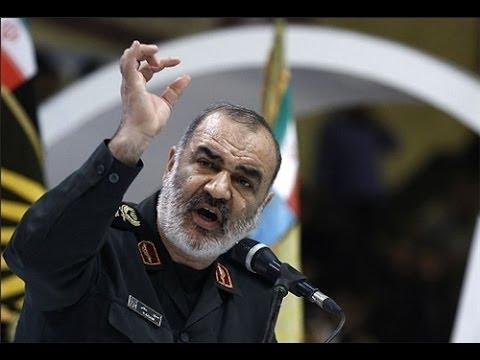 Iran's General Salami: American empire collapse near