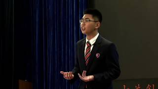 What to do with Minority Thoughts? | Youyi (Eric) Xu | TEDxYouth@QDHS