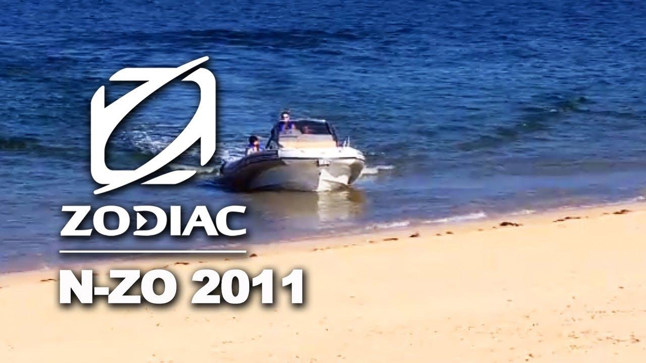 Zodiac™ N-ZO 700 Cabin – Western Marine
