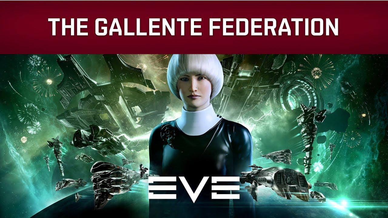 EVE Online   The Gallente Federation
