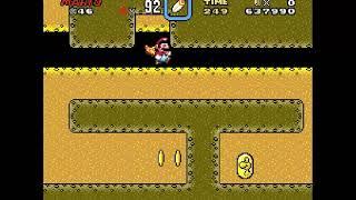 Super Mario World Mundo 7