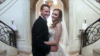 Arkansas Videographer: Sarah and Hunter Wedding Day, Goodwin Manor, Little Rock, AR
