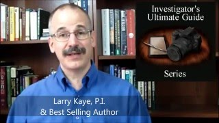 How to charge for your services as a private investigator.