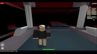 ROBLOX Gameplay - [VAC] Entrance Obstacle (Hardest Course on ROBLOX)