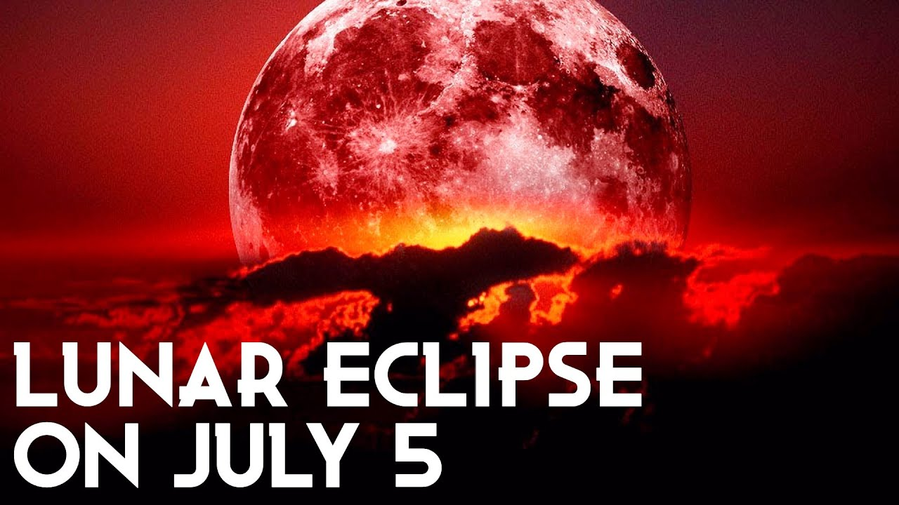 The 'Buck Moon' lunar eclipse this Fourth of July will be hard to see