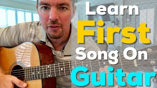 Download Learn Your First Song on Guitar   Keith Whitley   When You Say Nothing At All Mp3 and Videos