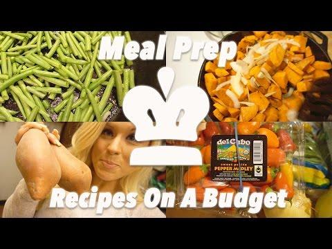 Healthy Recipes + Meal Prep Ideas