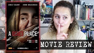 A Quiet Place (2018) Movie Review | ROLL CREDITS