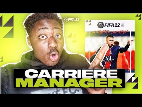 LE MODE CARRIERE DE FIFA 22 SERA OUF SUR NEXT GEN ??!!!