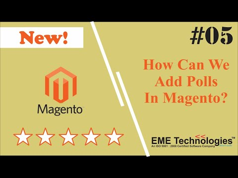 How We Can Add Polls in Magento