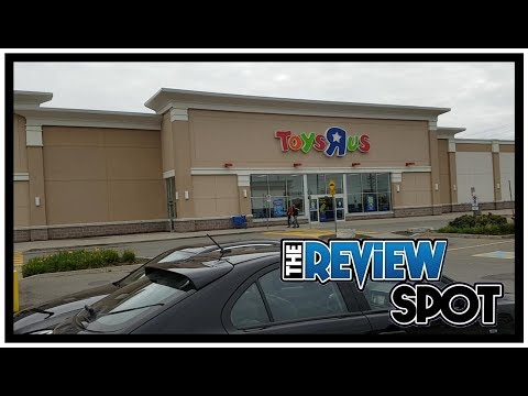 VLOG | My Trip To Toys R Us!
