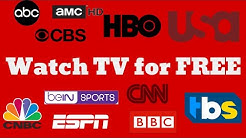 7 Websites to Watch Live TV Channels Online Free (2019)