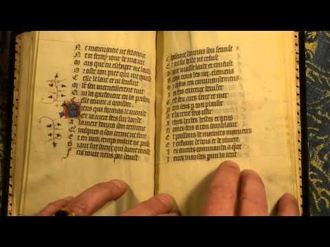 Manuscrit : Vie de sainte Marguerite, circa 1450