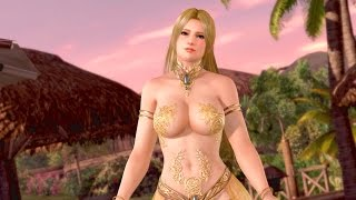 Repeat youtube video Relax with Helena (Dead or Alive Xtreme 3 | DOA Girl Scenes | エレナ)