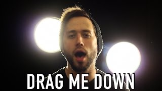 Drag Me Down One Direction Jonathan Young PUNK GOES POP STYLE COVER