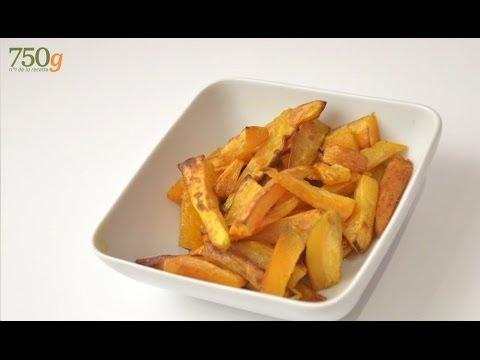 recette-de-frites-de-patate-douce---750g