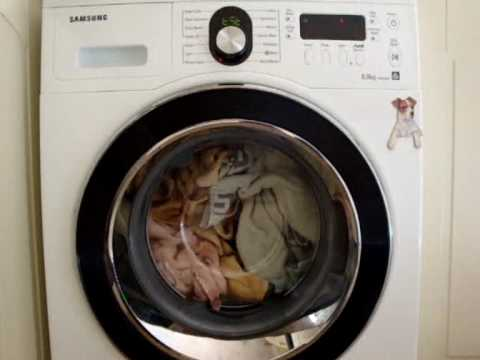 Samsung Wf8804rpa Diamond Drum Washing Machine High Water Level In Service Cycle You