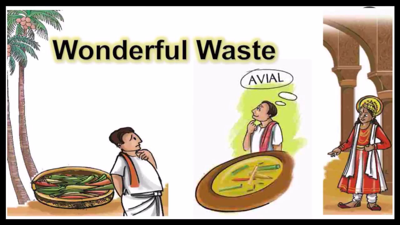 Wonderful Waste - Class 5 | NCERT | Book Reading | Primary Smart Class
