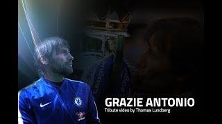 Antonio Conte, Tribute - Goodbye & Thanks