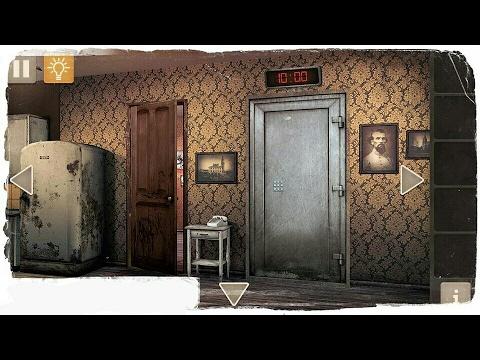 Spotlight Escape Room Awakening Walkthrough Part 1