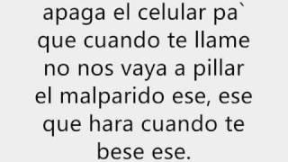 Amor de mentira Con Letra (Original) - Wolfine Nuevo 2012