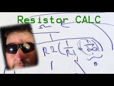 Calculating Resistor Values for the C64 Saver