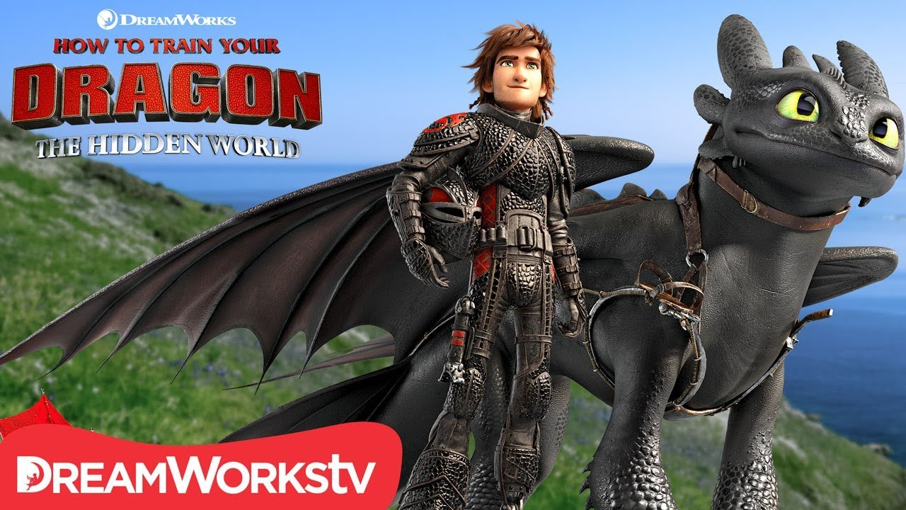 How To Train Your Dragon The Hidden World Universal Pictures