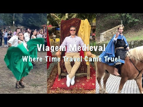 DaHungryCouple explores Portugal : A Fantastic Medieval Journey